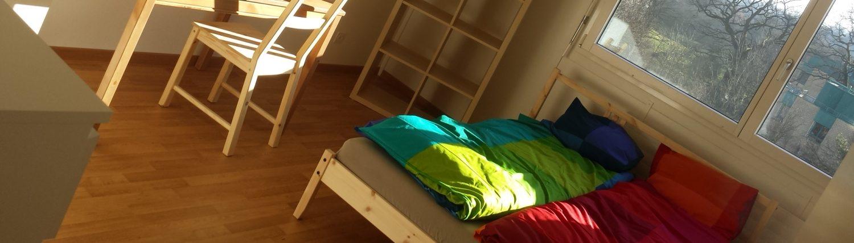 Schweiz Studentenwohnheime